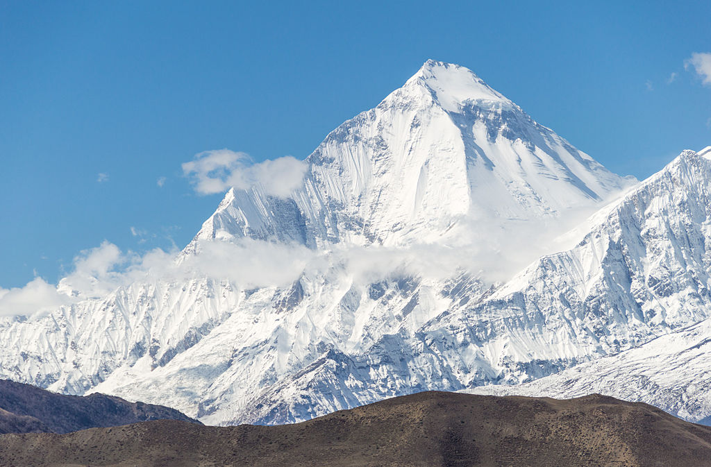 Dhaulagiri_mountain